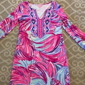 🌸 Lilly Pulitzer Purple and Pink Dress 🌸